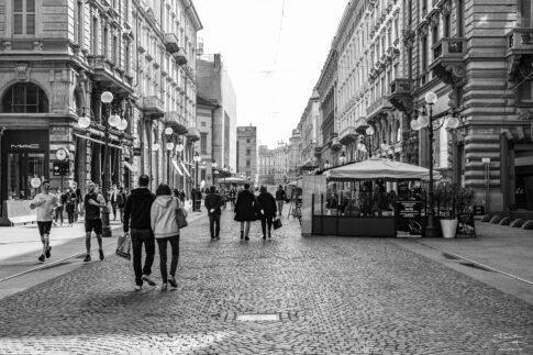 Via Dante - Milano