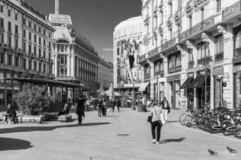 Piazza Cordusio - Milano